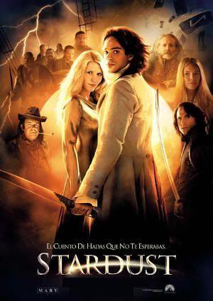"""Cartel de """"Stardust, el misterio de la estrella"""" (2007)"""