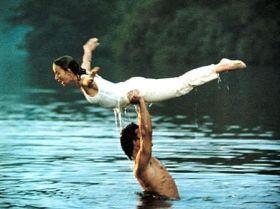 La romanticona Dirty Dancing, en la mente de todos los que fuimos adolescentes en los '80
