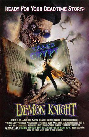 """Cartel de la película """"Tales From the Crypt. Demon Knight"""""""