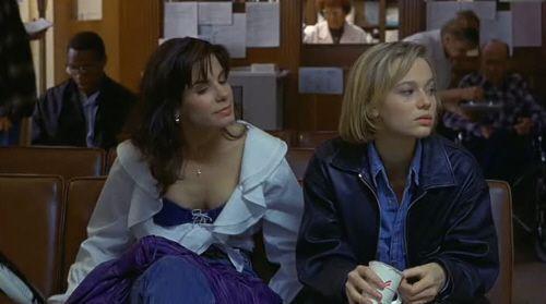"""Sandra Bullock en """"Esa Cosa Llamada Amor"""" (""""The Thing Called Love"""", 1993)"""