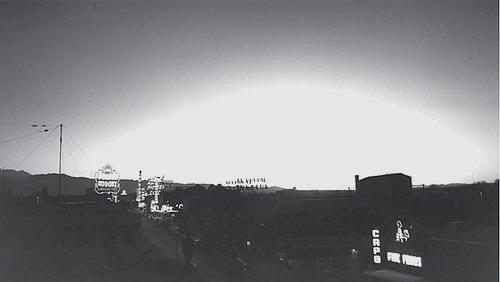 Explosiones nucleares cerca de Las Vegas