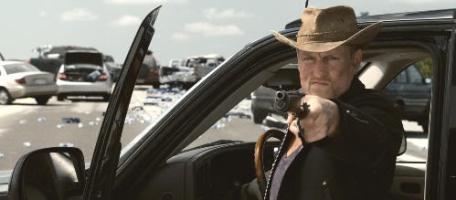 """Woody Harrelson en """"Bienvenidos a Zombieland"""" (""""Zombieland"""", 2009)"""