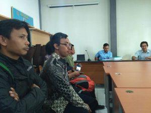 Tim Yayasan Javlec Indonesia mendampingi penyerahan RO HKm Gunungkidul 2017