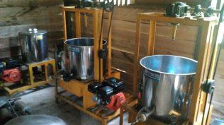 Alat Produksi Minyak Kelapa