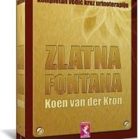 Zlatna fontana urinoterapija - Koen van der Kron - Javor izdavastvo