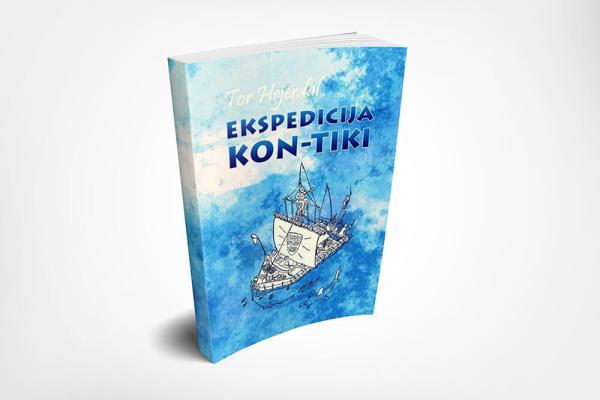 Ekspedicija Kon Tiki - Tor Hejerdal - Javor izdavastvo - Za svkoga po nesto