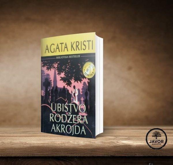 Ubistvo Rodžera Akrojda - Agata Kristi