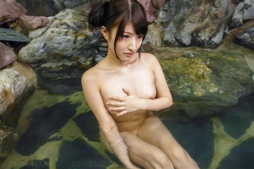 JAVHD, HeyMILF, HairyAV - Saki Kobashi asian amateur fucked in the water with a vibrator