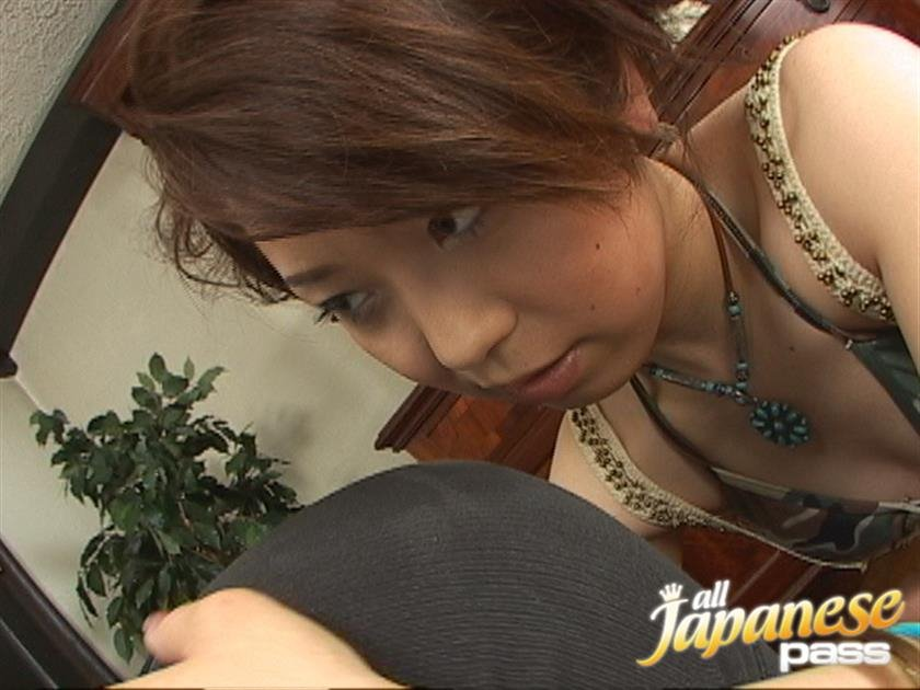 All Japanese Pass - Chiharu Misaki Hot Asian babe gets pussy licked and gives a blowjob