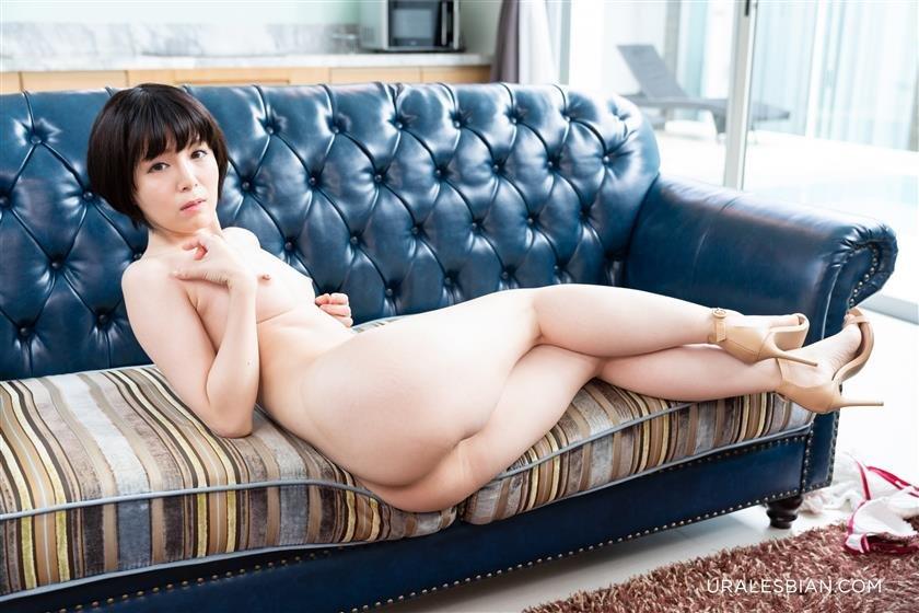 Ura Lesbian - Nao and Mari Sensual Posing - HQ