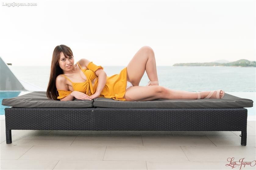 Legs Japan - Yellow Dress - HQ