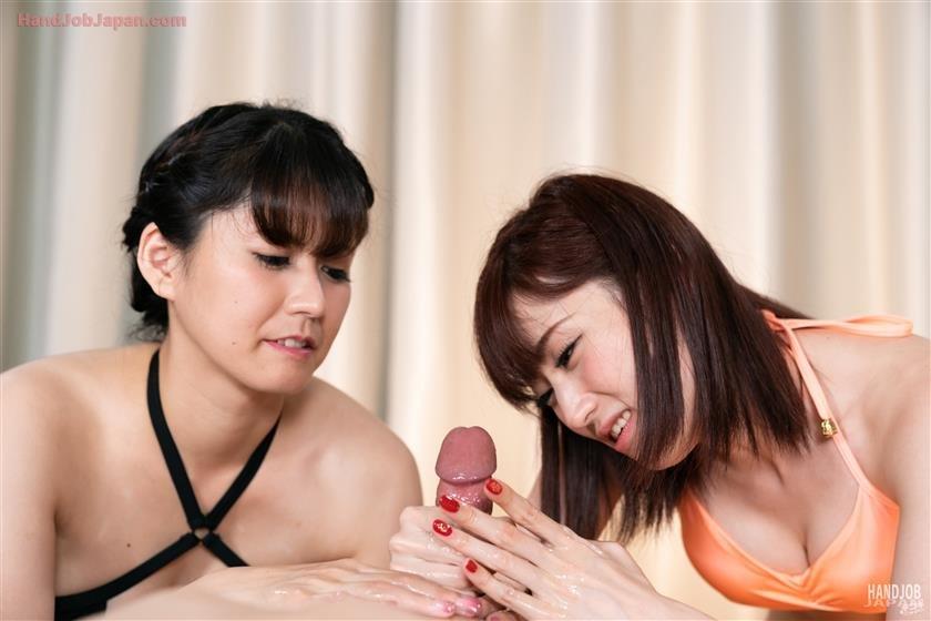 Hand Job Japan - Mizuki, Iroha Tsubaki - HQ