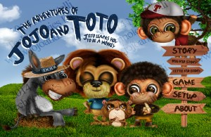 The Adventures of JoJo and ToTo