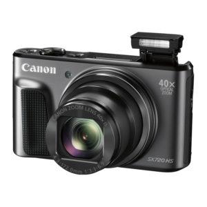 مواصفات واسعار كاميرا كانون Canon PowerShot SX720 HS