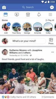 تنزيل فيس بوك للجوال الاندرويد والايفون