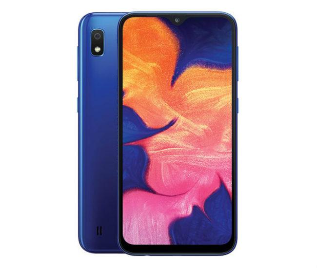 سعر جوال Samsung Galaxy A10