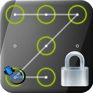 قفل التطبيقات بنمط