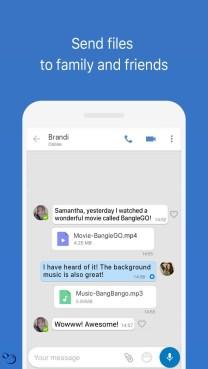 تطبيق المكالمات المجانية ايمو imo