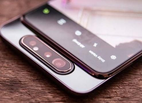 جوال Samsung Galaxy A80