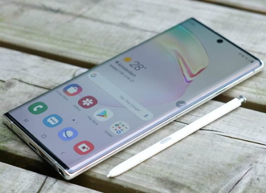 جوال Samsung Galaxy Note 10 Plus