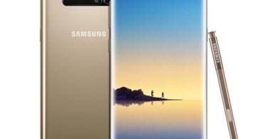 جوال Samsung Galaxy Note 8