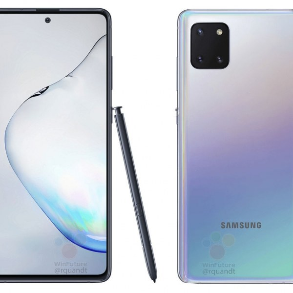 سعر ومواصفات Samsung Galaxy Note 10 Lite