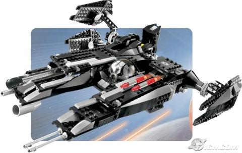 bericht und bilder von tfu lego the force unleashed. Black Bedroom Furniture Sets. Home Design Ideas