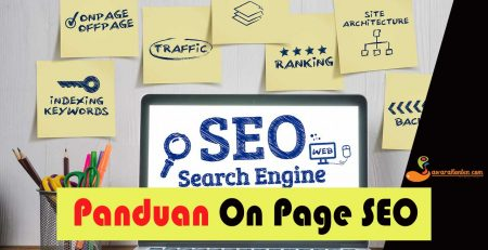 cara optimasi on page SEO