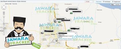 webtracker based gps mobil tracking