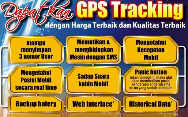 jual gps tracker murah