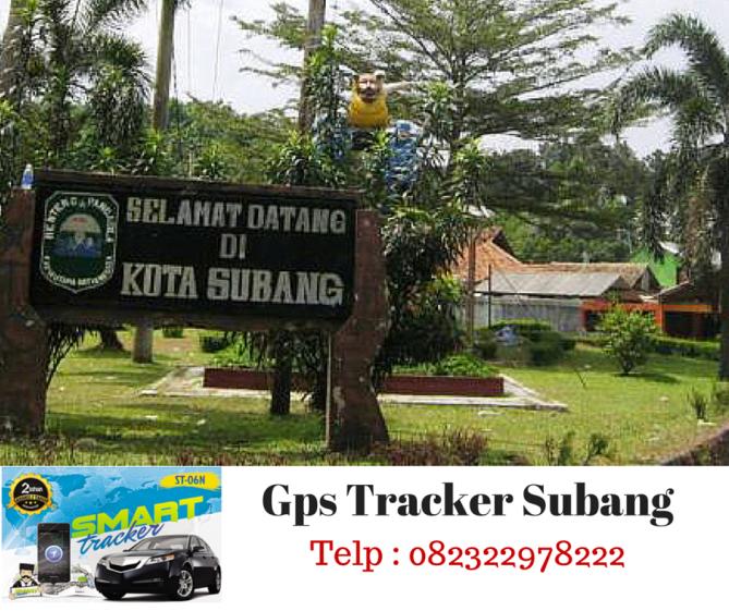 gps tracker subang