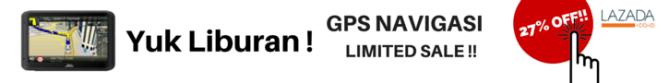 gps navigasi limited sale
