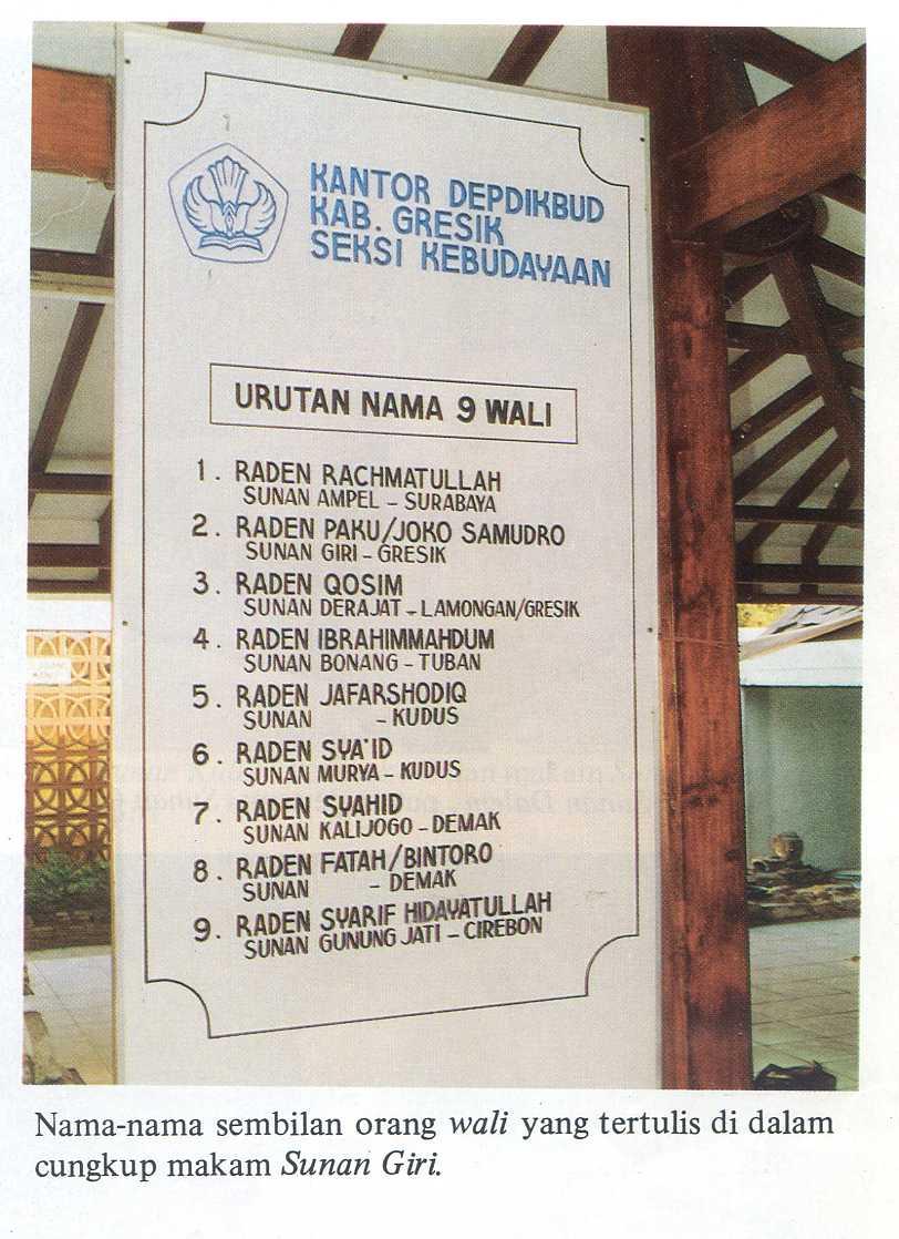 Riwayat Sunan Bonang : riwayat, sunan, bonang, Sunan, Pusaka, Jawatimuran