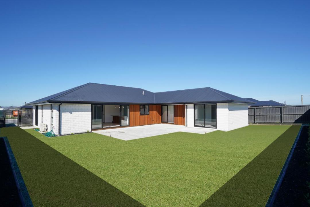 JAW Construction Rolleston house builders photo of 2020 house build