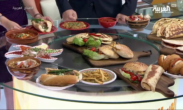 آكلات الشارع التونسي : صباح العربية