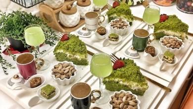 ابداع في تقديم الطعام على الطريقة التركية!