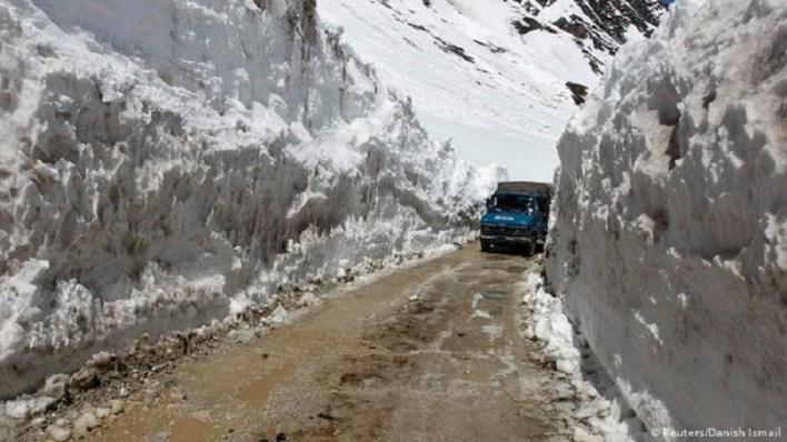 طريق سريناجار - ليه