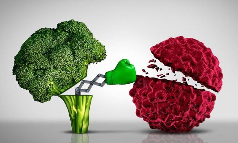 هذه الأطعمة تمنع نمو الخلايا السرطانية في الجسم!
