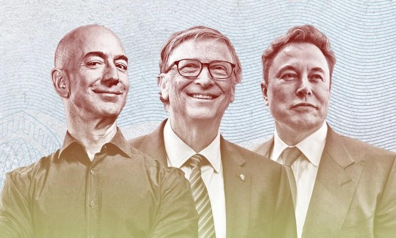 أغنى أغنياء العالم للعام 2021