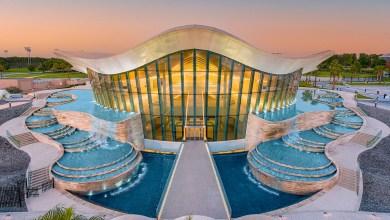 شاهد..أعمق حوض سباحة و غوص في العالم في دبي بعمق 60 مترا