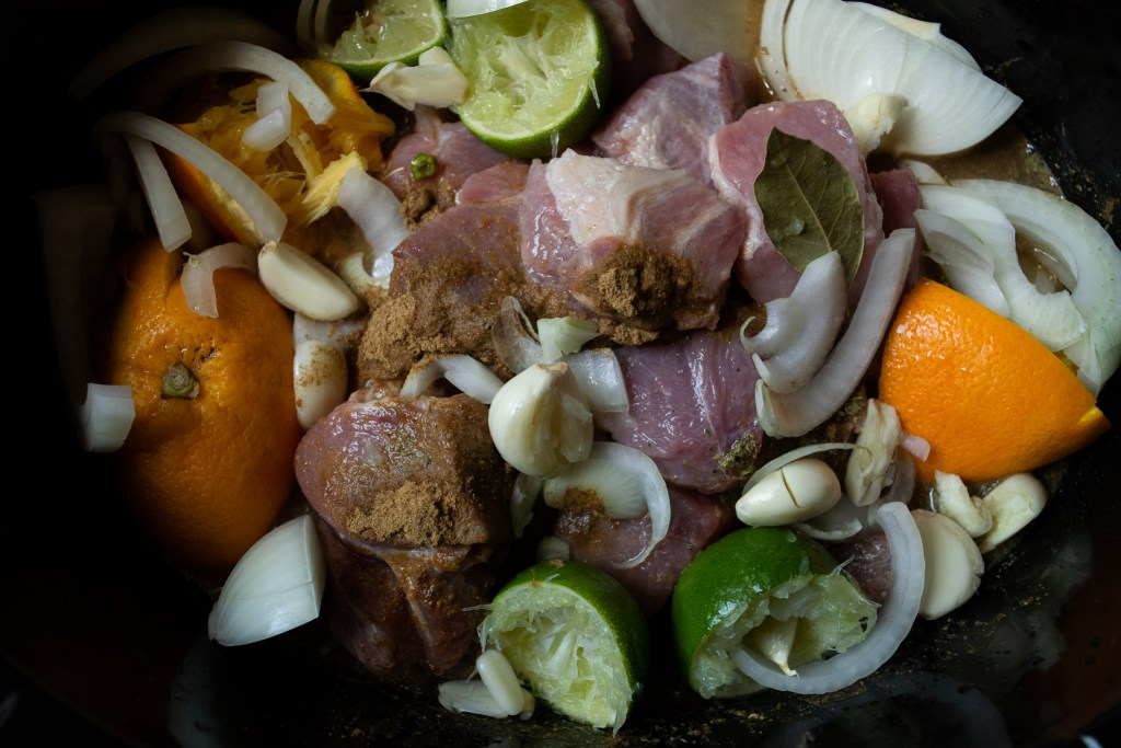 pork in crockpot