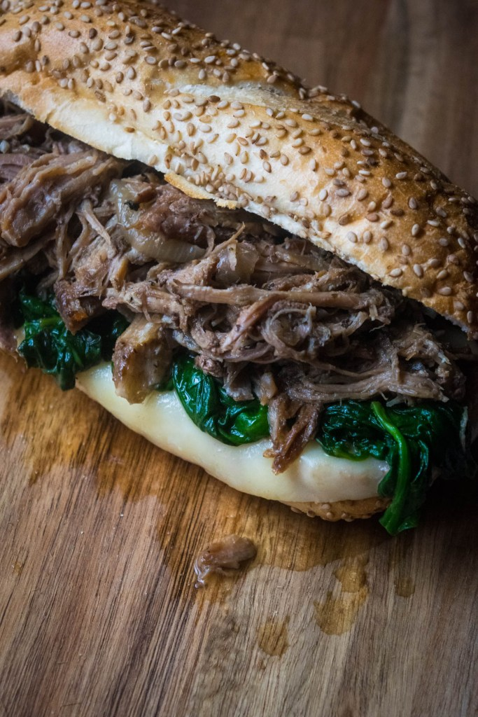 south philly slow cooker italian pork