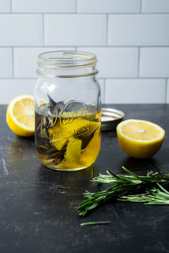 infused gin