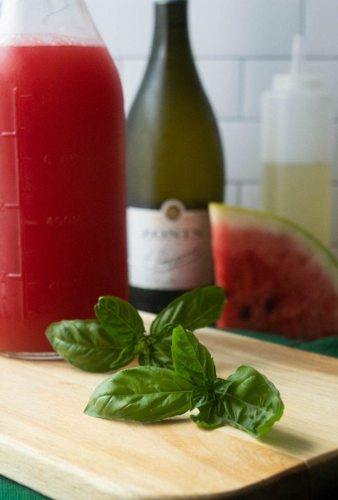 mimosa ingredients