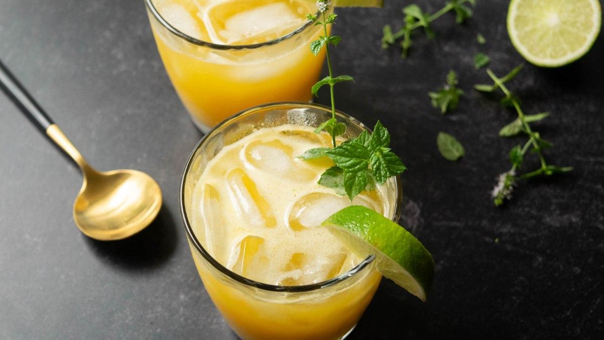 Mango Mint Margarita