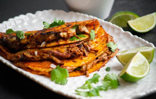 Crock Pot Birria Tacos