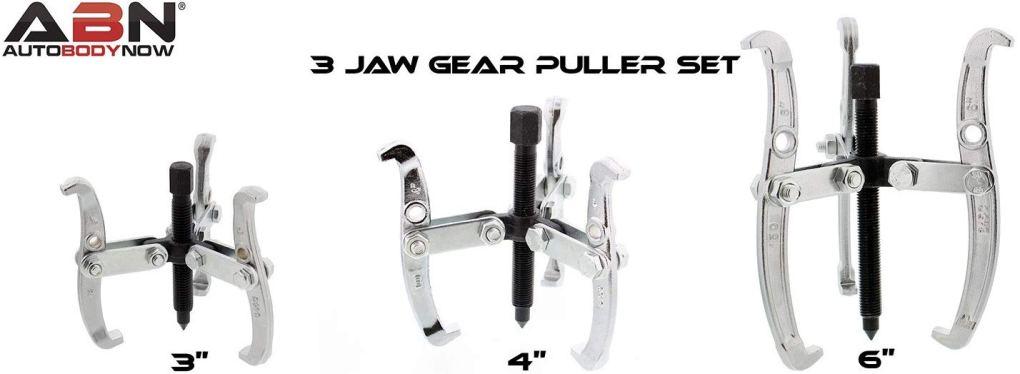 Jaw Gear Puller