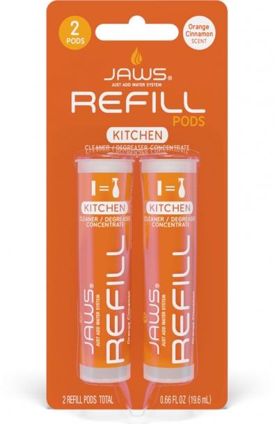 ezr kitchen degreaser metal shelves best multi purpose cleaner for jaws 2 refill pods