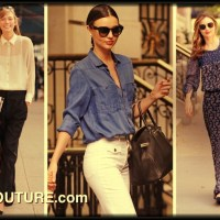 {Must See Looks} Model off Duty Looks