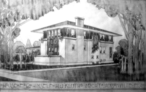 Klutho drawing